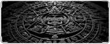 Обложка на студенческий, Календарь ацтеков