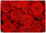 Обложка на трудовую книжку, Розы.