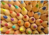 Блокнот, карандаши