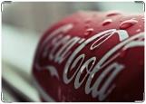 Обложка на паспорт, coca cola кока кола