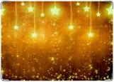 Обложка на автодокументы с уголками, Звезды