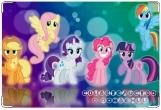 Обложка для свидетельства о рождении, My little pony