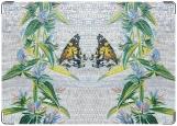 Обложка на паспорт с уголками, Мозаика