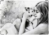 Блокнот, Любимый кот