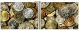 Зажим для денег, Древние монеты