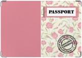 Обложка на паспорт с уголками, Паспорт идеальная женщина