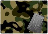 Обложка на военный билет, обложка на военный билет
