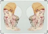 Обложка на паспорт с уголками, swag_girl