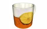 Кружка, чай с лимоном