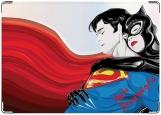 Обложка на автодокументы с уголками, Супер любовь