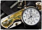Обложка на военный билет, Часы
