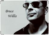 Обложка на права, Брюс Уиллис