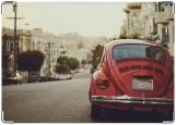 Обложка на автодокументы с уголками, Volkswagen