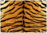 Обложка на паспорт с уголками, tiger