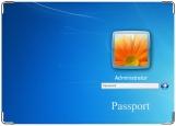 Обложка на паспорт с уголками, Администратор