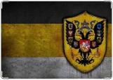 Обложка на паспорт с уголками, флаг