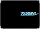 Обложка на автодокументы с уголками, турбо