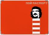 Обложка на паспорт с уголками, Обложка Че бояра  Боярский