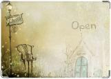 Обложка на паспорт, Open-Close