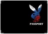 Обложка на паспорт, Russian Playboy