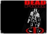 Обложка на трудовую книжку, Deadpool