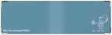 Визитница/Картхолдер, Я картоман, цвет синий