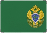 Обложка на паспорт с уголками, Пограничная служба