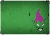 Обложка на военный билет, green goblin
