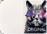 Обложка на паспорт с уголками, Be original!