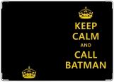 Обложка на паспорт с уголками, Call Batman