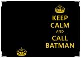 Обложка на автодокументы с уголками, Call Batman