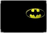 Обложка на паспорт с уголками, Batman