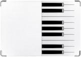 Обложка на паспорт с уголками, Музыкант