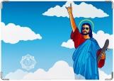 Обложка на паспорт, Personal Jesus