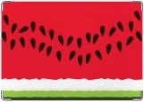 Обложка на паспорт с уголками, Арбузик