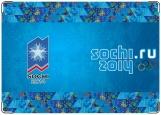Обложка на паспорт с уголками, Сочи 2014