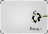 Обложка на паспорт, Панда