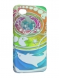 Чехол iPhone 4/4S, радость