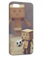 Чехол для iPhone 5/5S, робот-футболист