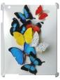 Чехол для iPad 2/3, Бабочки