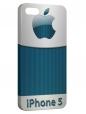 Чехол для iPhone 5/5S, металл