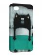 Чехол iPhone 4/4S, коте