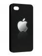 Чехол iPhone 4/4S, яблоко