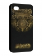 Чехол iPhone 4/4S, think different