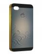 Чехол iPhone 4/4S, узор