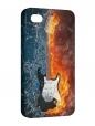 Чехол iPhone 4/4S, Гитара