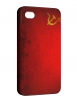 Чехол iPhone 4/4S, Flag USSR