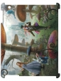Чехол для iPad 2/3, Алиса в стране чудес