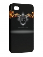Чехол iPhone 4/4S, pagegangster