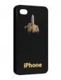 Чехол iPhone 4/4S, ничего личного